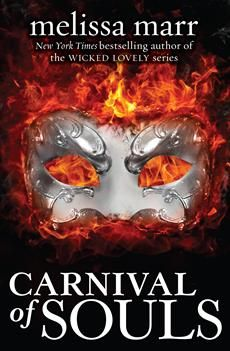 Exclusive cover reveal and excerpt: 'Carnival of Souls' by Melissa Marr - USATODAY.com #enterthecarnival on Sept 4, 2012