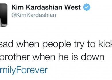 Kim Kardashian Puts Adrienne Bailon on Blast