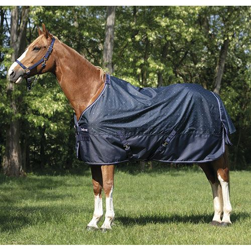 Rhinegold Elite Polar 1680d Heavyweight Combo Horse Pony Waterproof Turnout Rug