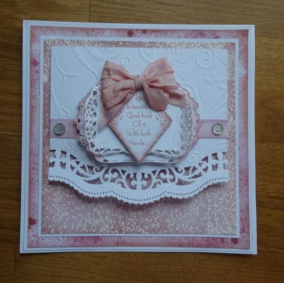 1000+ images about Sentimentally Yours & TV Show Card Samples on ...