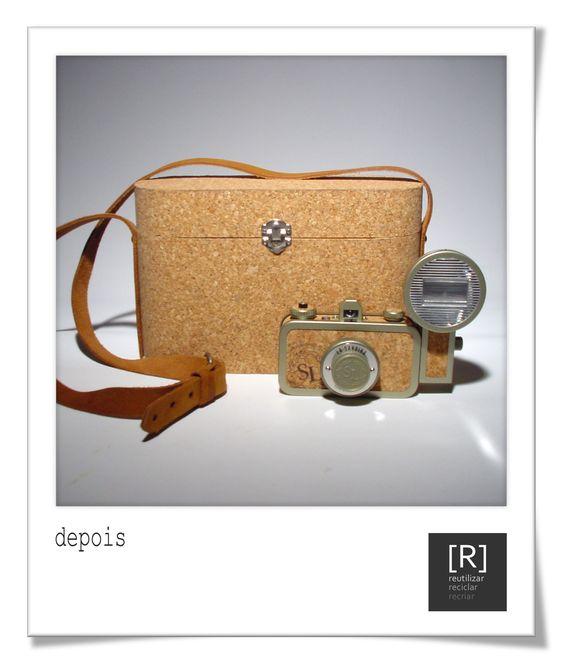 [ 001.02 ] caixa para máquina fotográfica LOMO