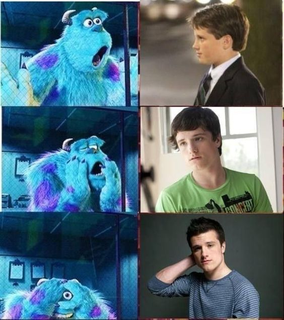 josh hutcherson funny | LoL Josh Hutcherson Very accurate