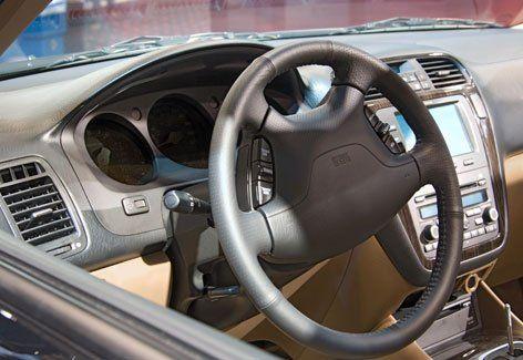Quitar el olor de humedad en los autos.