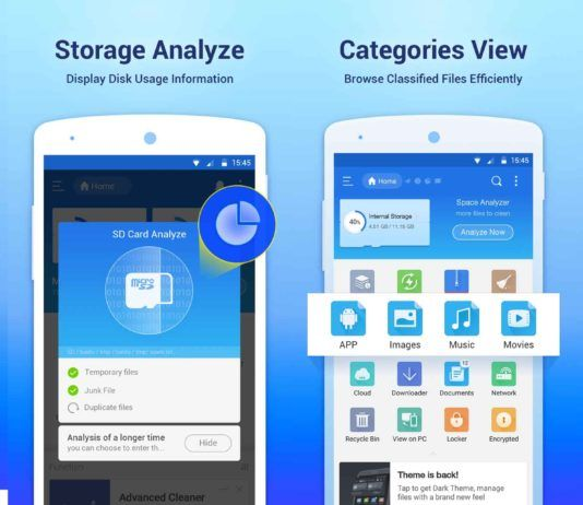 5 Best File Manager Apps For Android Alternatives Of Es File Explorer App Android Apps Management
