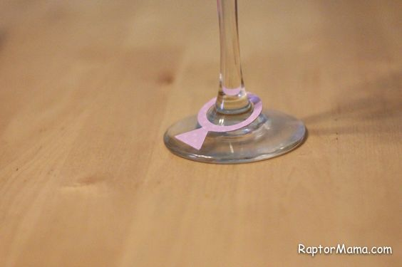 DIY Wine Charms