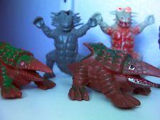 plastic animal dinosaurs vintage chinasaur hong kong figure