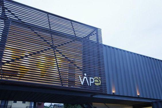 Sede Vipe arquitetura, Manaus, 2013 - Vitor Pessoa