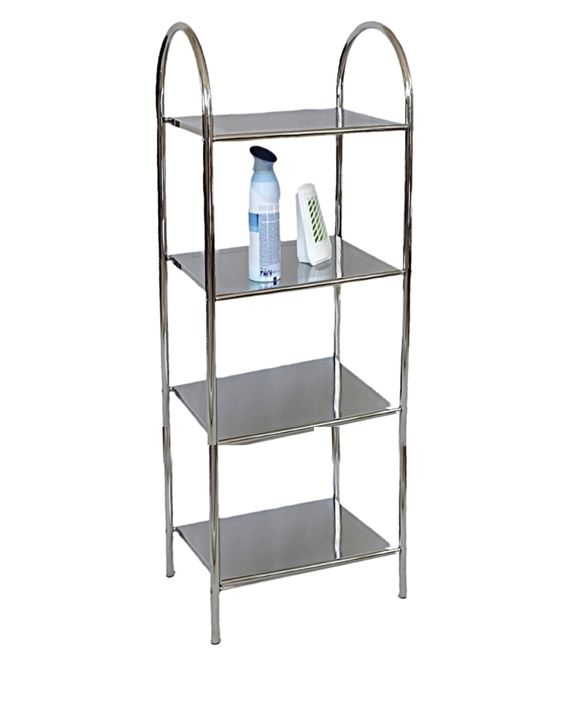 Regal Lazienkowy Metlex Mx 3038 Szafka Polka Stojak Wozek Lazienkowy Wc Europ24 Pl Ladder Bookcase Shelves Home Decor
