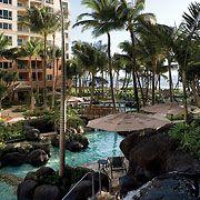 Maui Resort Exterior Outdoor Pool- Mariott