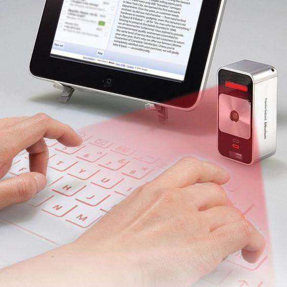 - Cube Laser Virtual Keyboard
