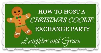 How to Host a Cookie Exchange {PLUS 10 Yummy Christmas Cookie Recipes}