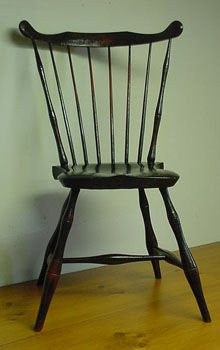beautiful classic windsor chairs by http://nhwindsor.com/ Totally want!! Bird-Cage Sidechair