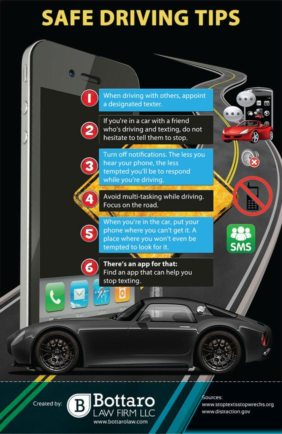 Following these 6 safe driving tips can help save lives. As an RI personal injury lawyer, I know how many injuries are caused by distracted drivers. I
