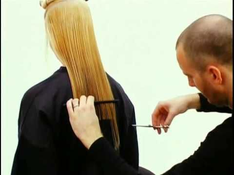toni and guy one length haircut....)this is such an ...