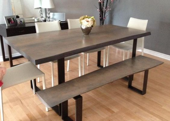 live edge counter, live edge, wood slab table, live edge table, live