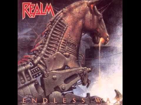 Realm - Endless War (1988) (Technical Thrash Metal) (FULL ALBUM)