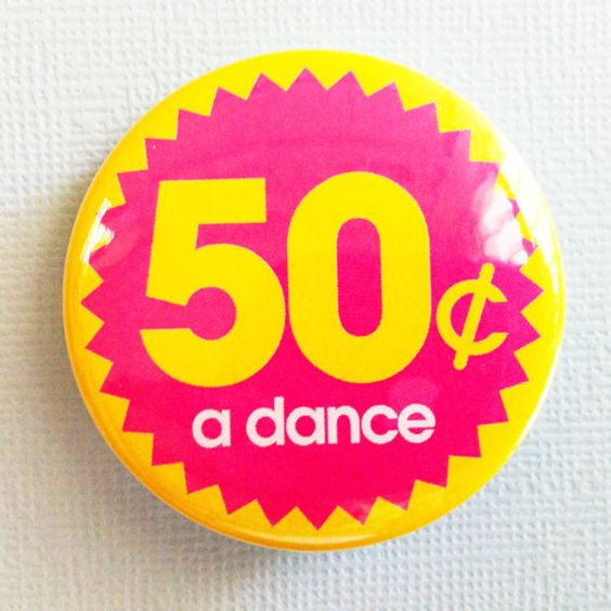 50 cents a Dance Wedding / Engagement / Party    by instantawesome, $1.75