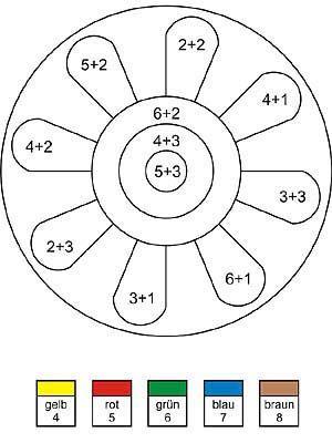 mathe mandalas zum ausdrucken