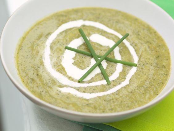 Suppe aus Brunnenkresse und Artischocken - smarter - Zeit: 55 Min.   eatsmarter.de