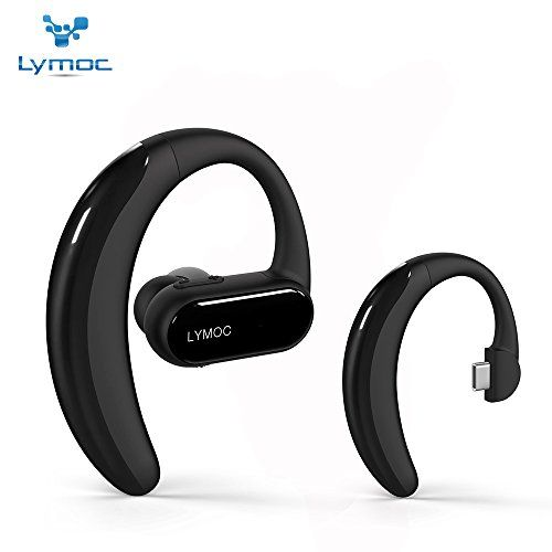Lymoc Bluetooth Headphones Wireless Earphones W Mic Hd Type C Replacement Stereo Earbuds For Gym Drivin In 2020 Bluetooth Headphones Wireless Headset Bluetooth Headset