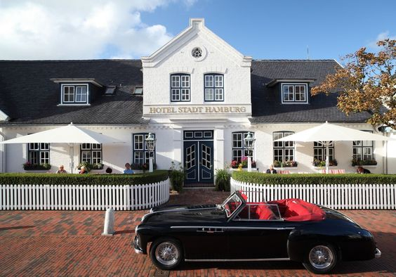 Hotel Stadt Hamburg Relais & Châteaux in Sylt-Westerland
