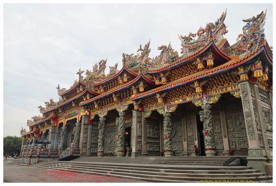 廟宇之旅-行!來去拜拜: 竹林山觀音寺