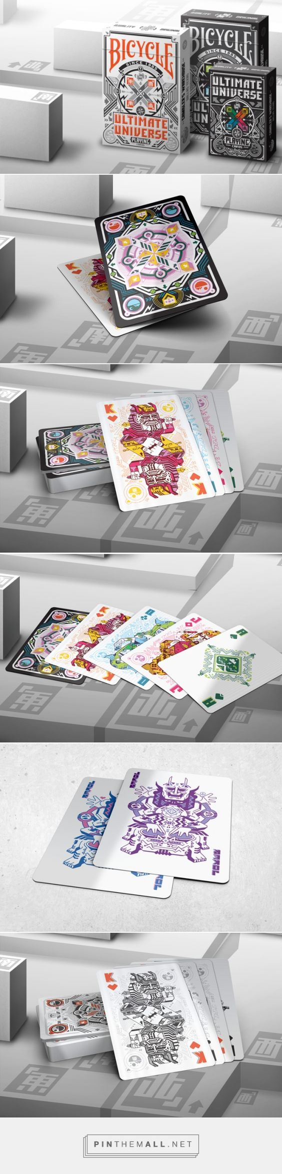 You'll love these 2D pixel art playing cards | Creativity | Creative Bloq... - a grouped images picture - Pin Them All
