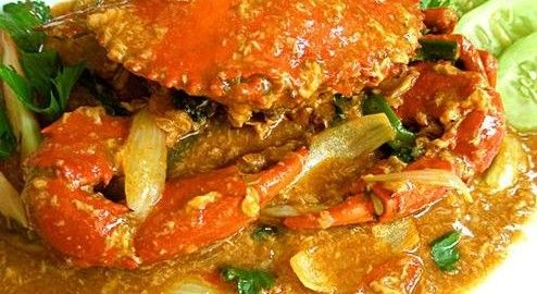 Resep Masakan Kepiting Dengan Saus Padang Resep Kepiting Resep Masakan Masakan