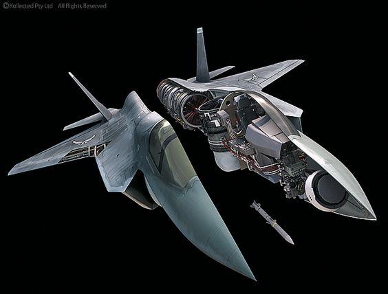 F-35 Cutaway: