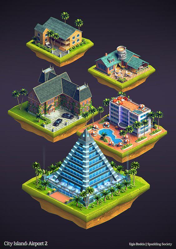 para juegos rascacielos animacin fondos azulejos isomtricos edificios isomtricos culo isometric excellent isometric