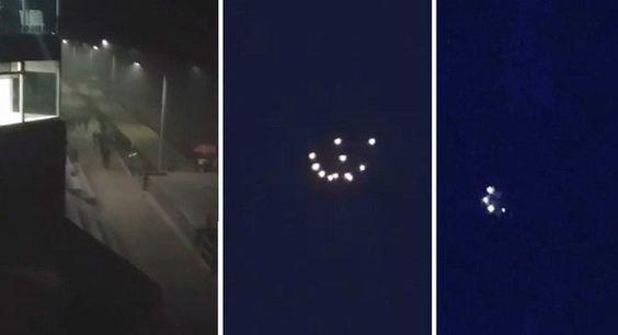 Aumentano i casi di Avvistamento UFO in Messico. Negli ultimi mesi le città di…