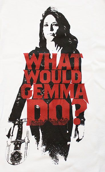 sons+of+anarchy+gemma+costume | Sons of Anarchy Fan What Would Gemma Do Tank Top | TVMovieDepot.com