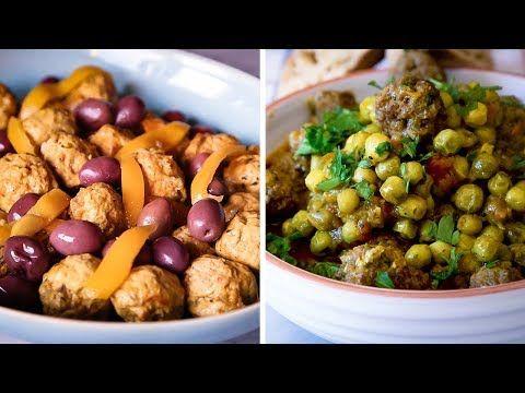 حايرين في تحضير وجبة العشاء دخلوا و اكتشفوا أفضل طبقين لتحضير عشاء خفيف و صحي Youtube Food Fruit Olive