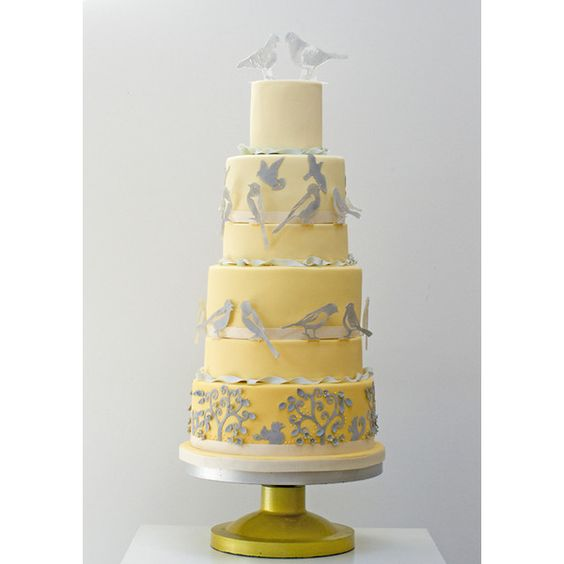 Wedding cakes the hottest trends and predictions from the experts ...