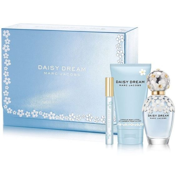 Marc Jacobs Daisy Dream Super Luxe Set (420 ILS) ❤ liked on Polyvore featuring beauty products, fragrance, no color, marc jacobs, marc jacobs perfume and marc jacobs fragrance