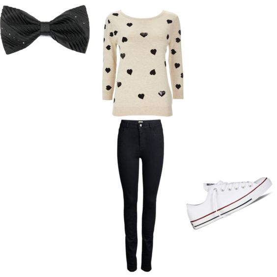 Teen girl winter outfit - Polyvore | clothes to were ...