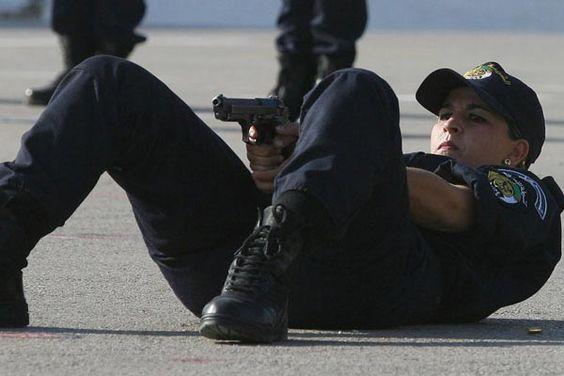 アルジェリアの警官