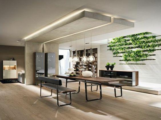 Esszimmer-Design-für-alle-Geschmäckejpg 600×451 Pixel - moderne offene küche
