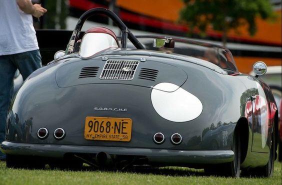 Porsche 356 Cabriolet Emory Outlaw