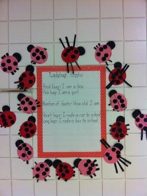 Kindergarten Cupcake Crumbs: door decor