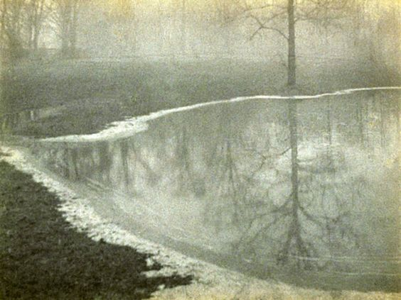 firsttimeuser:   Stream, Early Spring, 1900 ... - .