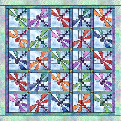 free dragonfly quilt patterns   ... Soon « Toadally Quilts – Quilt Patterns, Quilt Info, and more