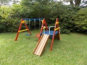 Playground de Madeira - Meu Primeiro Play