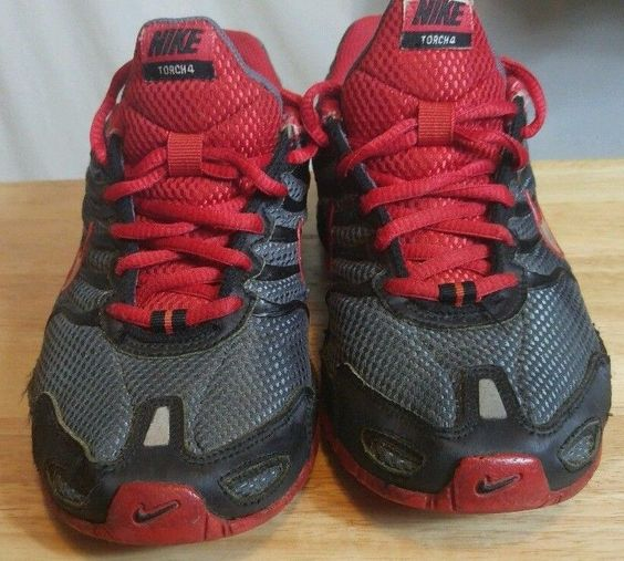 Nike Torch 4 Tennis Shoes Youth Size 4.5 #Nike