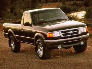 1996 Ford Ranger Truck Regular Cab