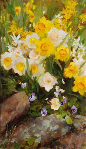 """Kathy Anderson """"Daffodil Dance"""""""