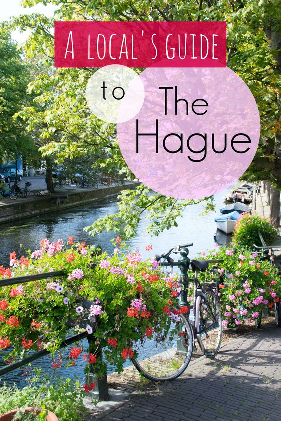 A Locals Guide to The Hague – The Hague Tourist Map