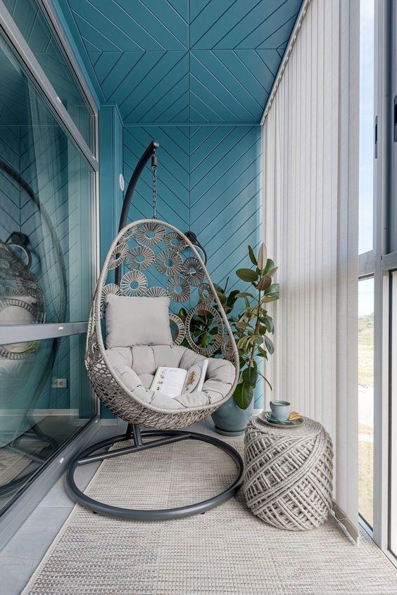 Tips decor phòng đẹp sử dụng miếng xốp dán tường 12