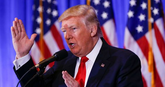 Donald Trump's press conference was freak show updated for the multi-media age - Mirror.co.uk