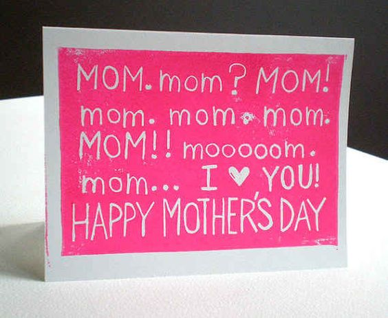 And with a lot of words. | 25 Mother's Day Cards That Will Make Your Mom's Day